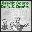 Real Estate: Credit Scores Go Mobile With Fast Forward Stories&amp;#174;...